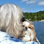 Summer breeze and cuddly places...boating is grand