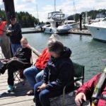 safer on the dock