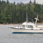 Volder's waiting their turn for Dod Narrows