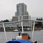 Arriving in Nanaimo