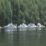 NOSPS Flotilla at Chatterbox Falls