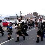 Jarl Vikings from Shetland