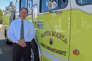 Fire Chief Dan Orr moves to Sequim to head up Cascadia RIsing Emergency Control Plan