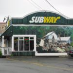 Even a Subway Mural