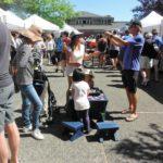 Geanges Saturday Market