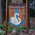 at Silva Bay