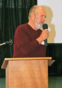 Guest Speaker Torben Blitchfield