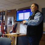 R Madsen teaching Piloting