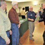 Scott E receiving Electronic Nav Certificate
