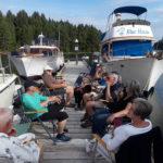 always enjoyable time on the docks