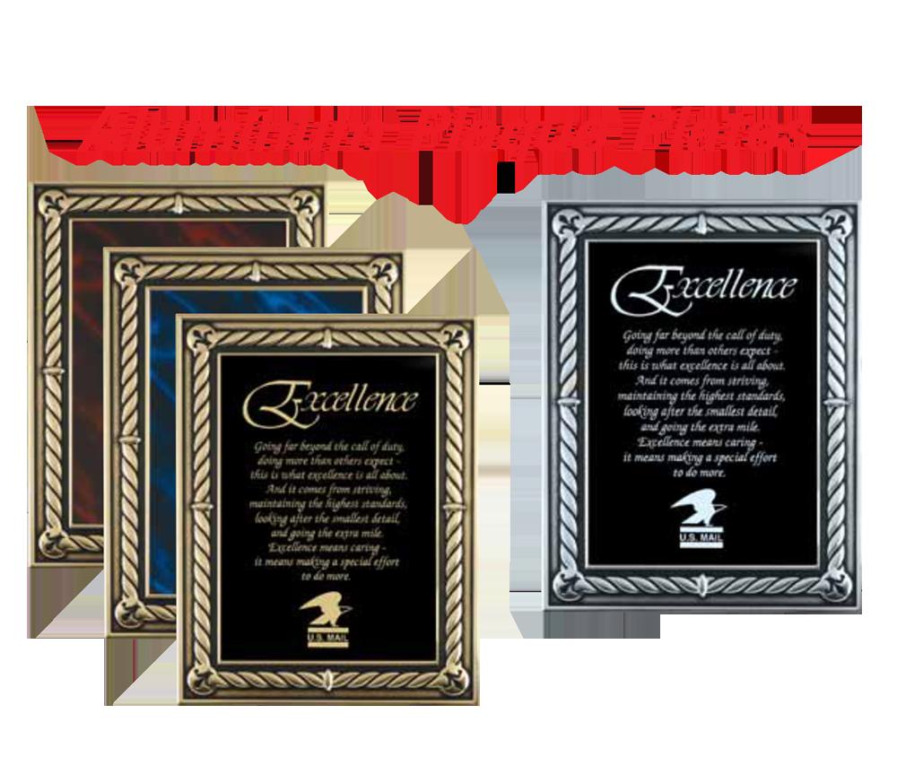 Aluminum Plaque Plates