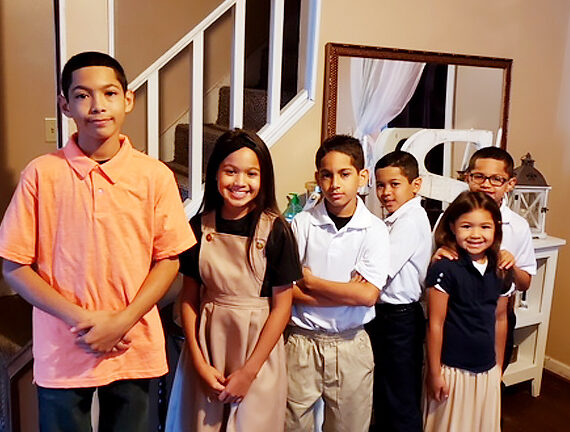 "Six New Britain Kids From One Family Are Being Mentored By Six ""Bigs"" From Nutmeg Big Brothers Big Sisters"