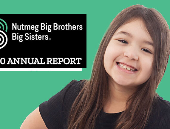 The latest Nutmeg Big Brothers Big Sisters Annual Report is completed and ready for viewing!