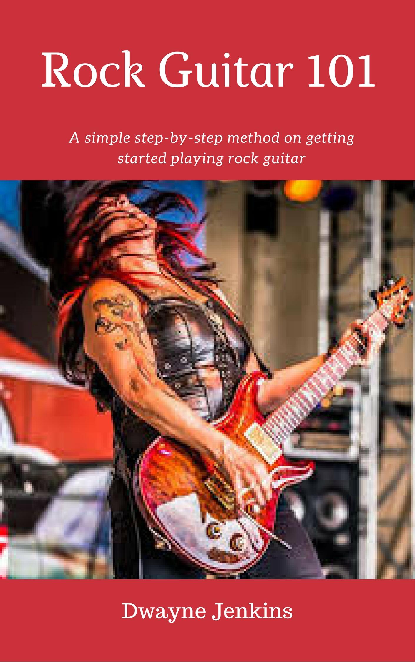 Rock Guitar 101