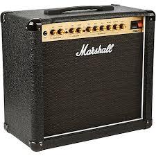 Marshall combo amplifier