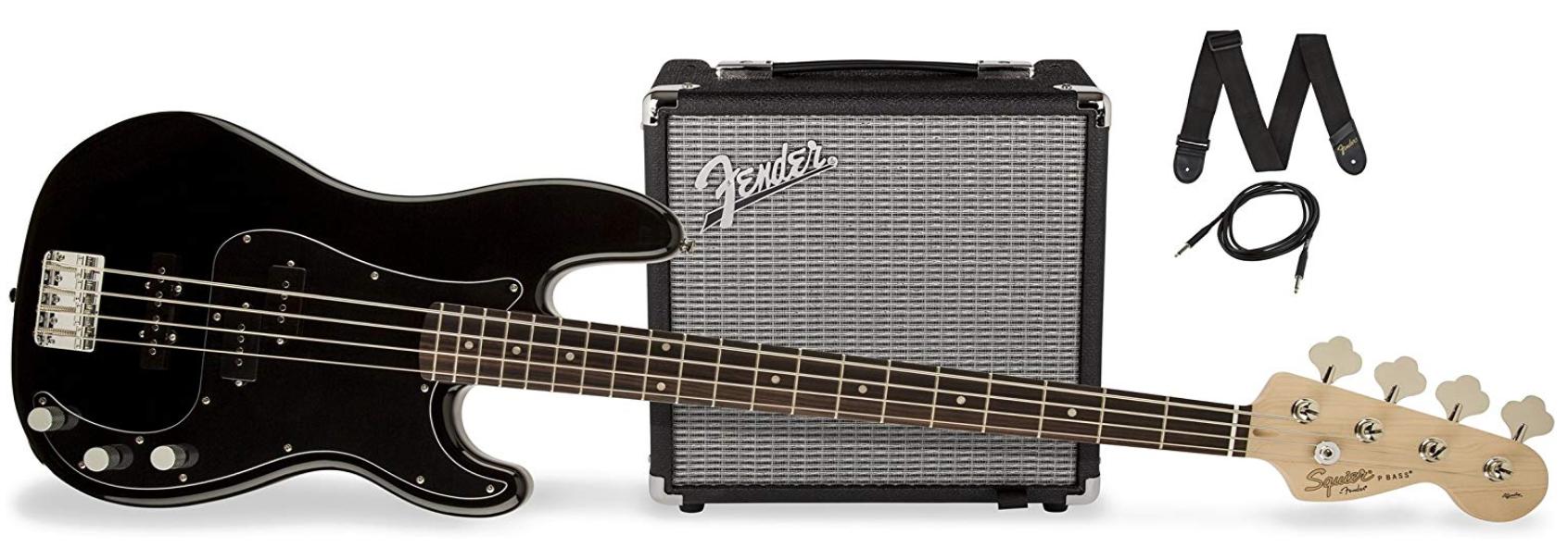 Fender Bass Beginner Pack