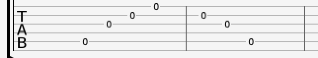 Hybrid picking written in tab