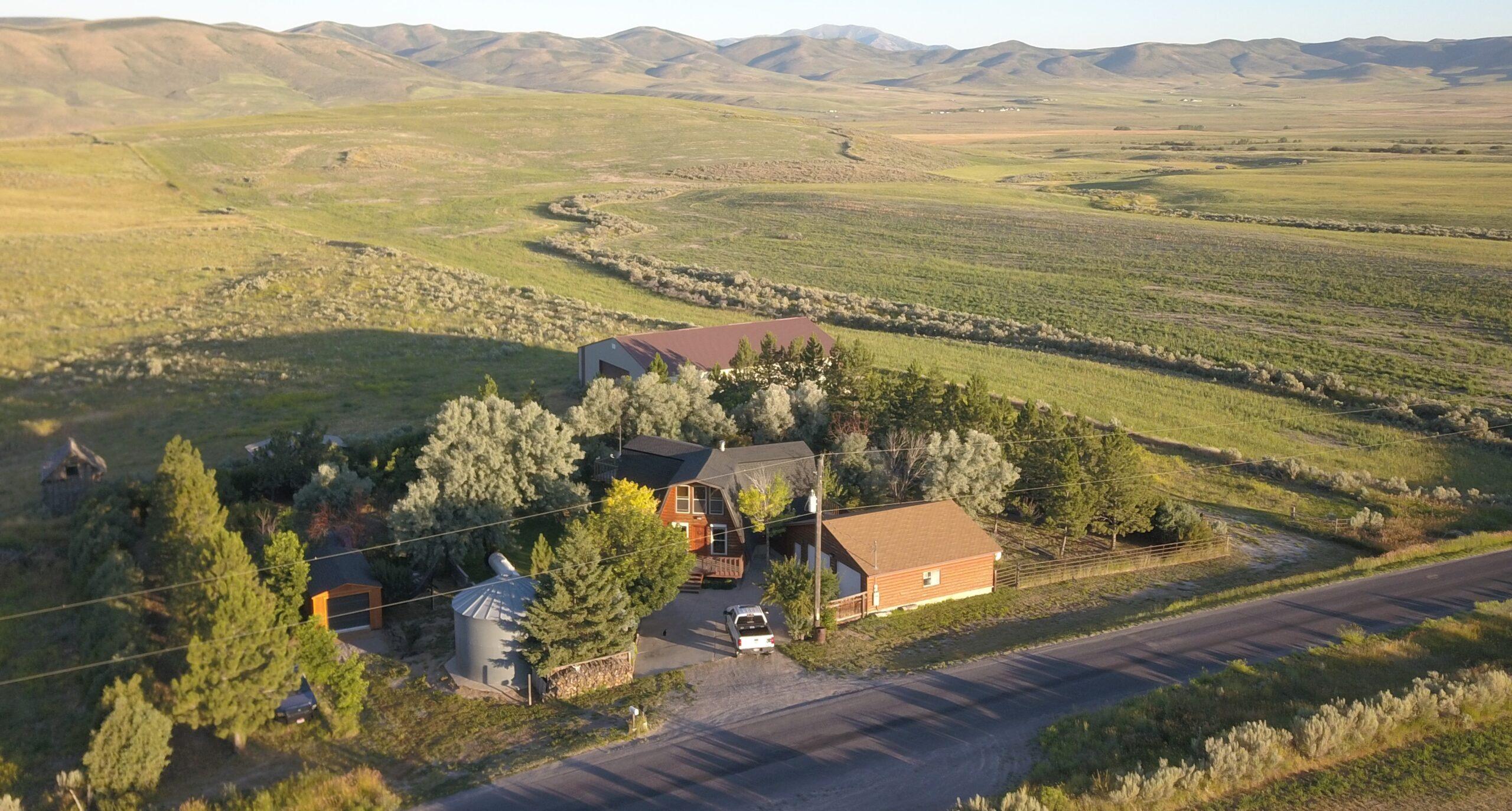 Daniel's Creek frontage