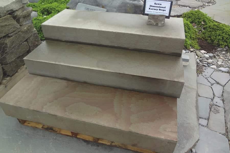 Full size photo of dimensional Karney Steps