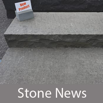 Stone News from New Jersey's Largest Natural Stone Yard