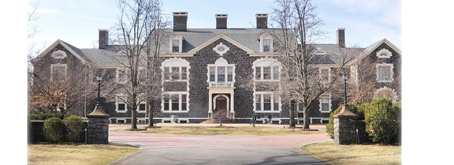 The Kean Estate was built over 100 years ago.