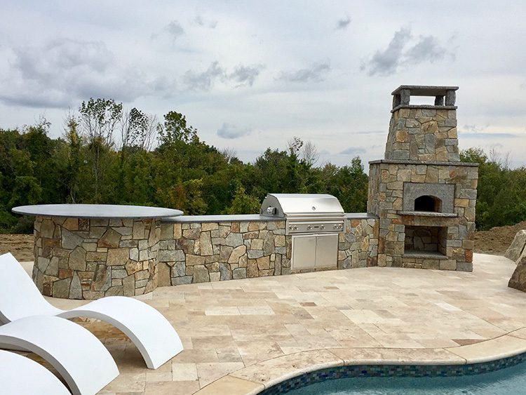 R-Stone Carmel Hill Mosaic