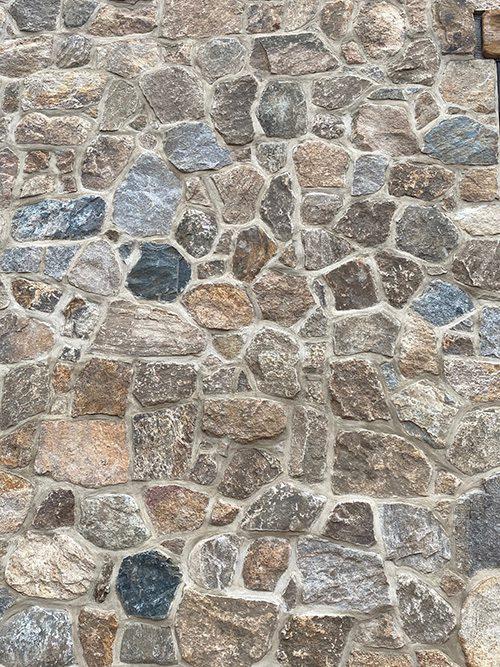 R-Stone Country Fieldstone Mosaic