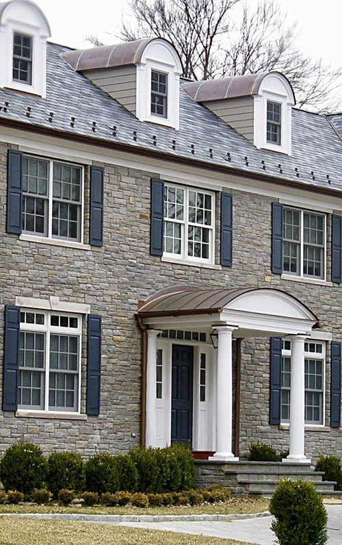R-Stone Nantucket Blue Ledgestone
