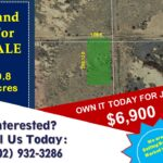 Land for Sale at below market value! Seller Financing Available.