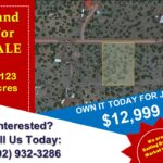 Escape the Arizona heat and make this your year-round paradise. 1.123-acre in Show Low. Ready to Build!