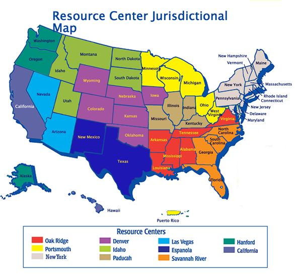 EEOICPA Resource Centers