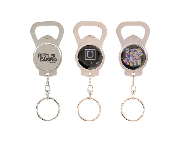 custom beer and brewery misc merch for craft breweries - B-OPEN5-The Epcot Bottle Opener-Keyring