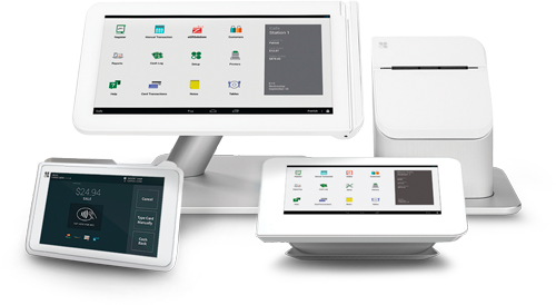 Clover Integrated First Data POS Merchants - Merchant Services