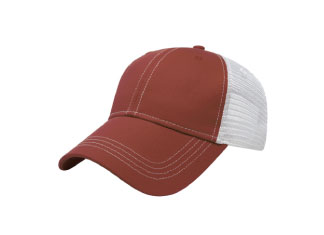custom beer and brewery hats for craft breweries - i3055 Low Profile Unstructured Trucker Cap