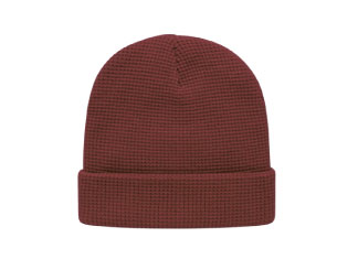 custom beer and brewery hats for craft breweries - ik70 Waffle Knit Beanie with Cuff