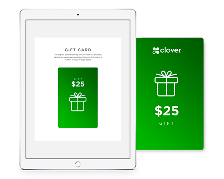 Gift Cards Processing - Merchant Services