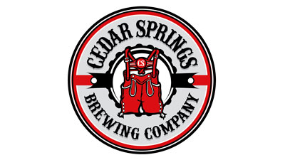 Cedar Springs Brewing Company-TSHIRTS.beer friends