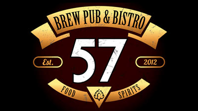 57 Brewpub & Bistro-TSHIRTS.beer friends