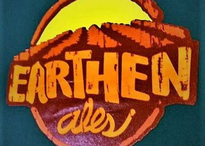 Earthen Ales Brewer Shirt - Back