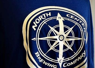 North Center Brewing Tee