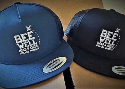 Bee Well Hats