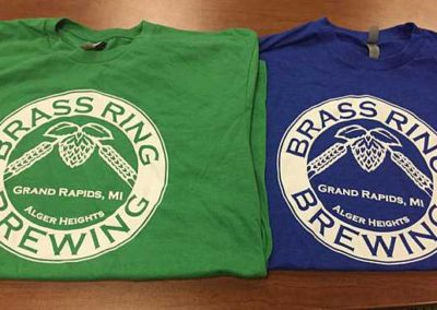 Brass Ring Tees