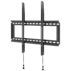 """42""""-90"""" Fixed Wall Mount Post-Leveling Adjustable Open Wall Plate"""