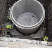 Site Utility Infrastructure Installation