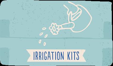 Drip irrigation kits