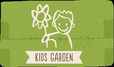 Kids gardening kit