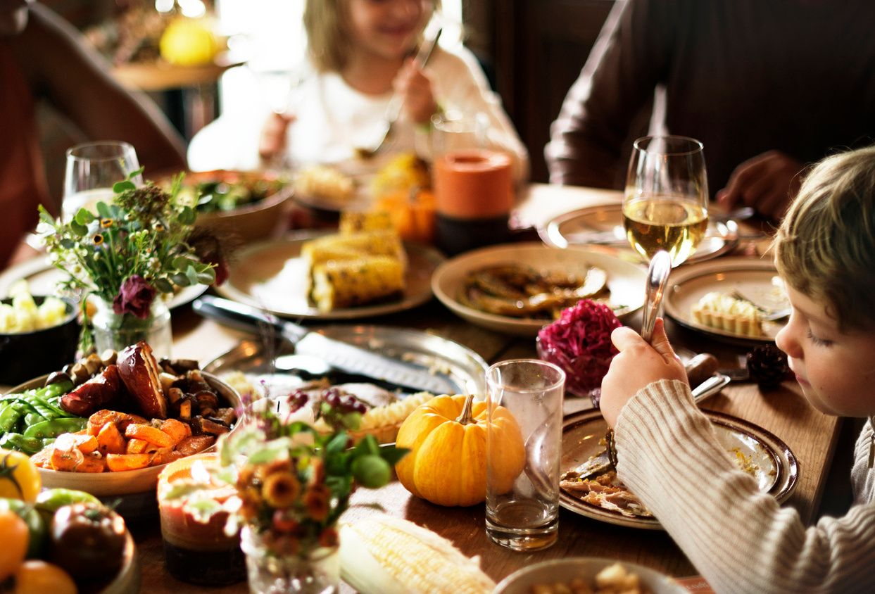 Thanksgiving Child Custody