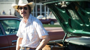 "Matthew McConaughey stars in ""Dallas Buyers Club."" Photo credit: Focus Features"