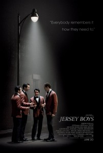 """John Llyod Young, Vincent Piazza, Michael Lomenda, and Erich Bergen start in """"Jersey Boys."""" Photo credit: Warner Bros."""