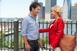 """Paul Rudd and Amy Poehler star in """"They Came Together."""" Photo Credit: Lionsgate"""